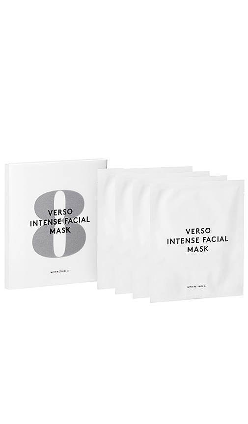 MASQUE INTENSE VISAGE 8