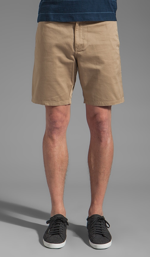 Craftsman Selvedge Chino Short