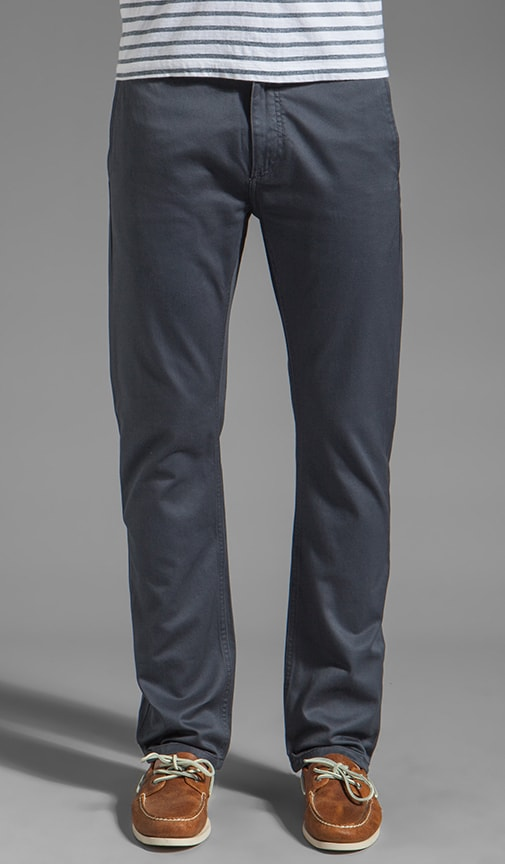 Craftsman Selvedge Chino Pant