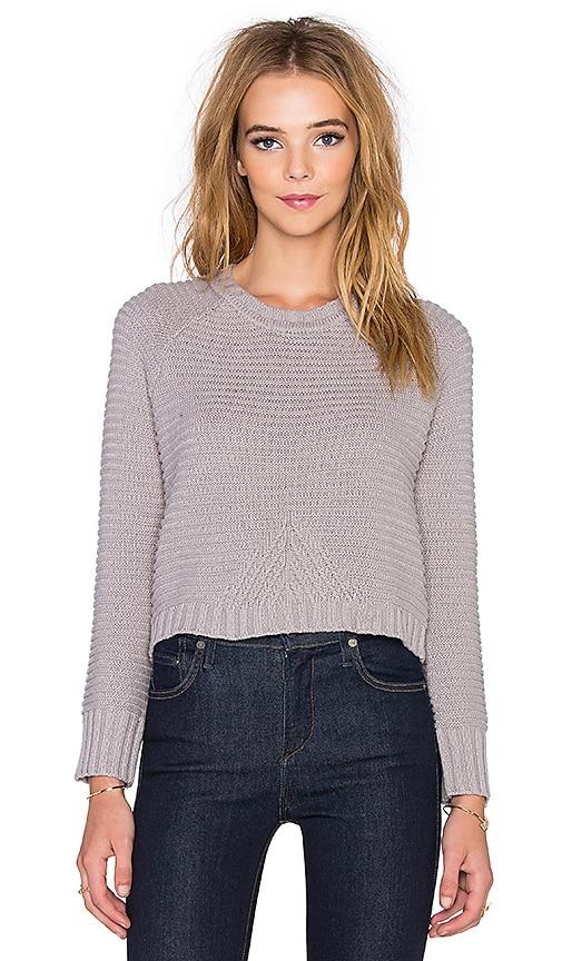 Vintageous Vivid Crop Sweater in Husky