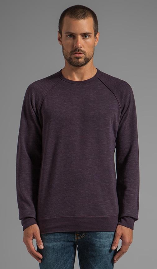 Anson Marble Fleece Pullover