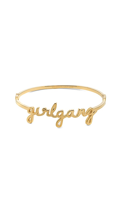 Girl Gang Bangle