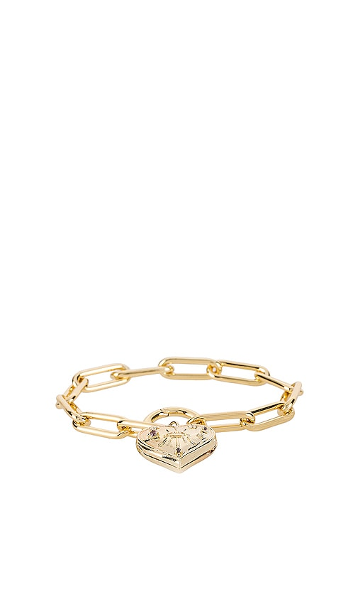 Harlow Locket Bracelet