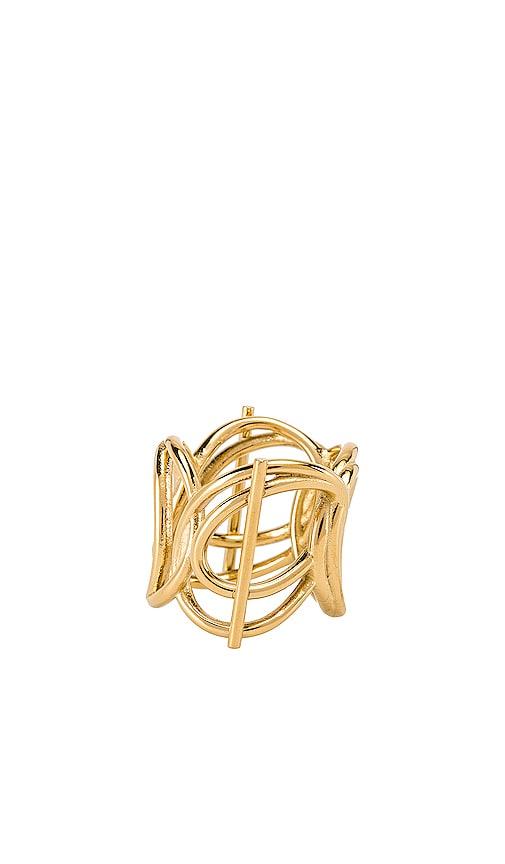 Multi Helix Ring