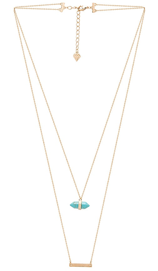 Celeste Bar Necklace