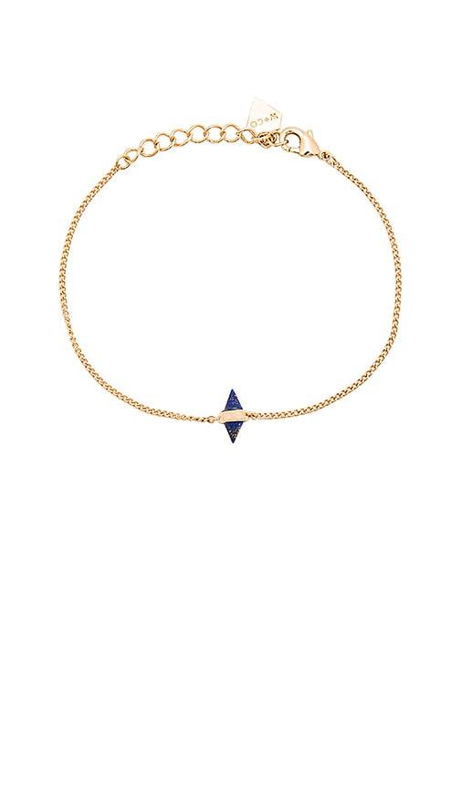 Wanderlust + Co Calypso Bracelet in Gold