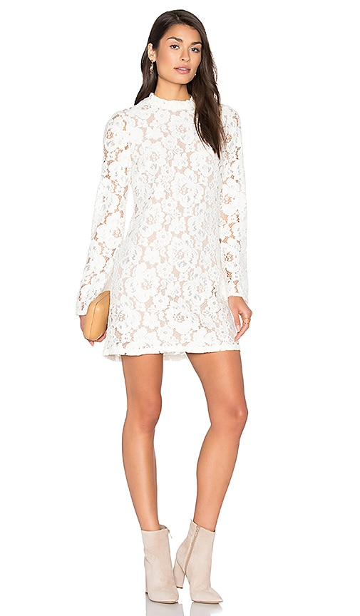 Belvue Lace Dress
