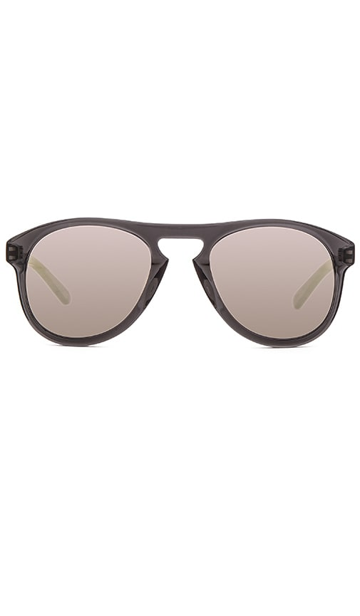 WESTWARD LEANING Galileo 15 Sunglasses in Charcoal
