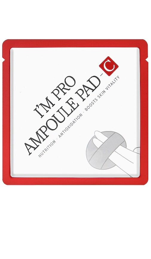 I'm Pro Ampoule Pad C 10 Pack