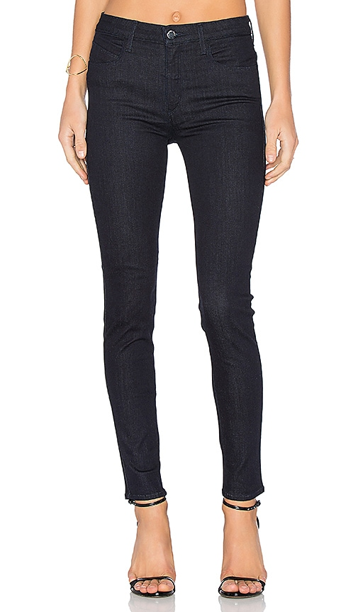 Weslin + Grant The Lover High Rise Ultra Skinny in Ink