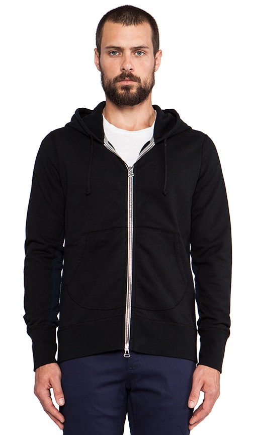 Full Zip Hooded Sweater
