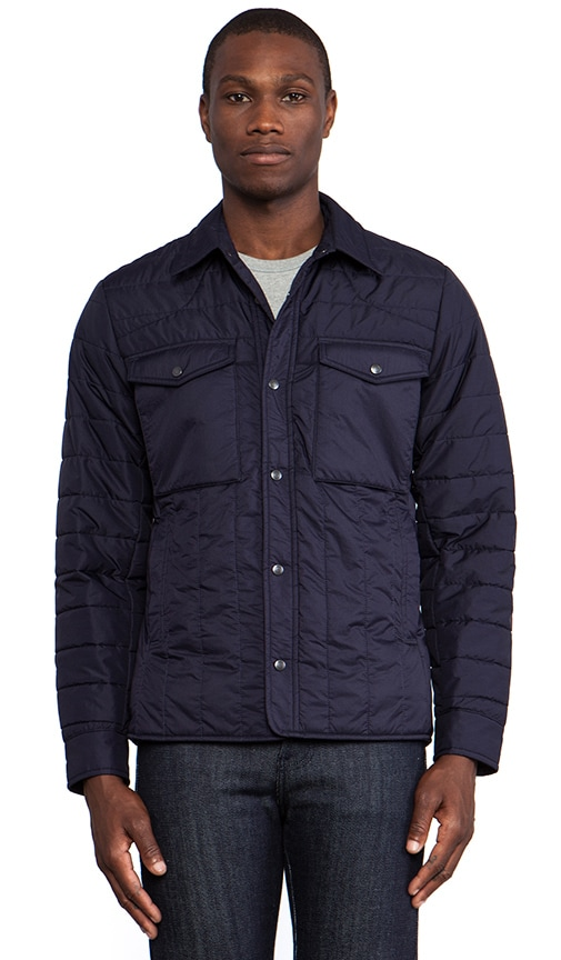 Ripstop Shirt Jacket