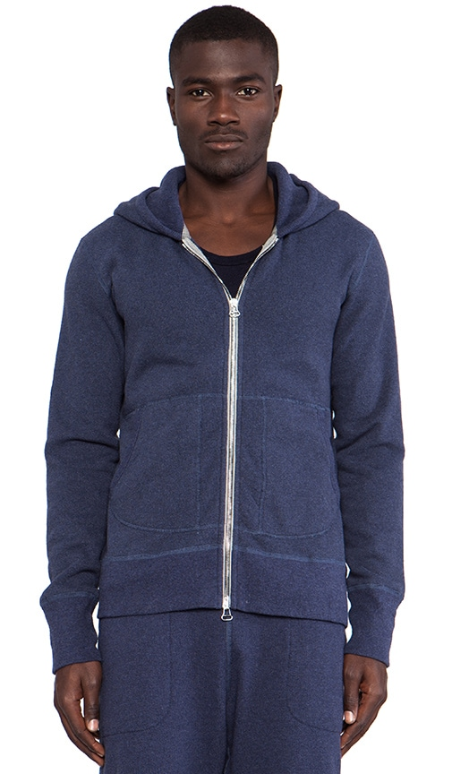 Terry Hooded Sweater