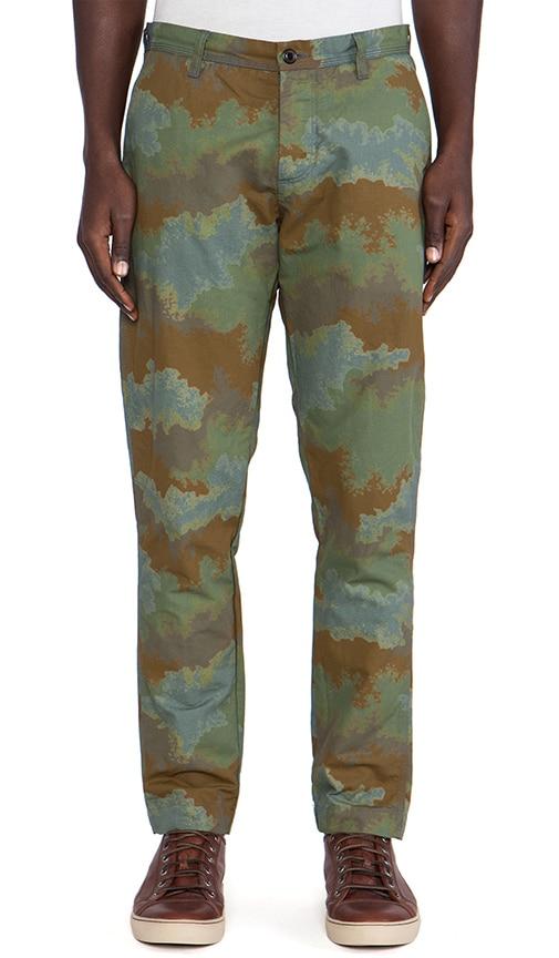 Splash Camouflage Chino