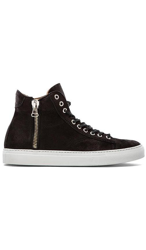 Leather Hi-Top
