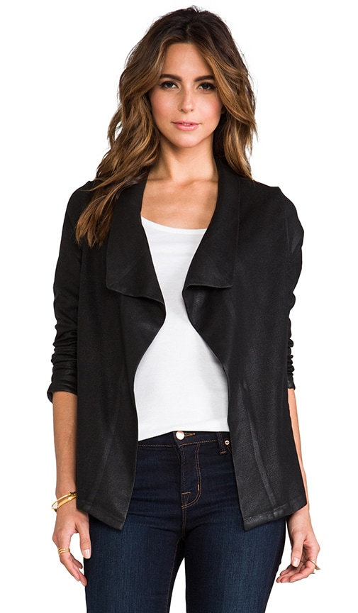 Bella II Coated Blazer