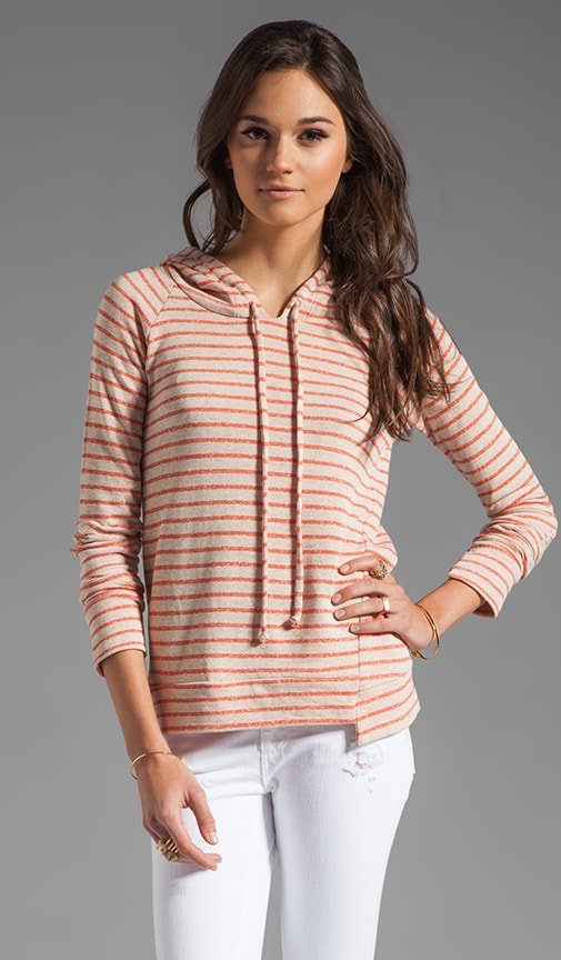 Andrea French Terry Top
