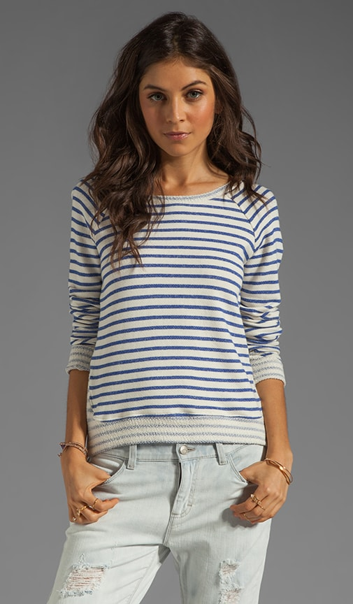 Liam Nautical French Terry Sweatshirt