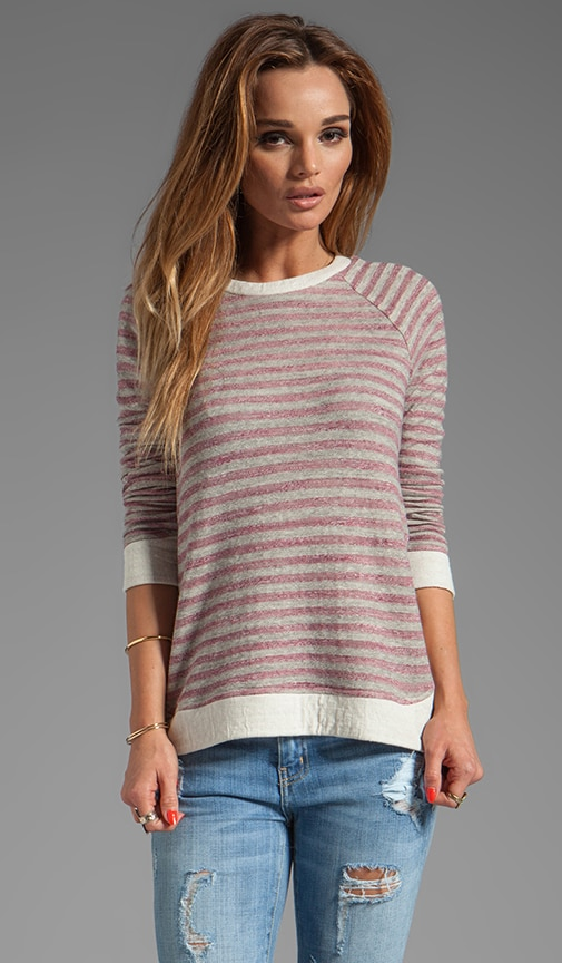 Japanese Stripe Liam Long Sleeve