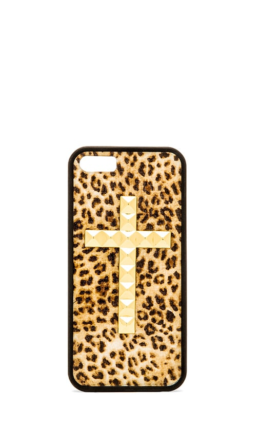 Leopard Iphone 5/5S Case