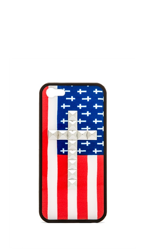 American Flag Iphone 5/5S Case