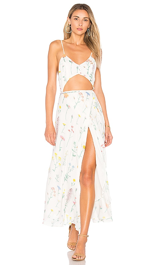 Wildfox Couture Wildflower Dress in White