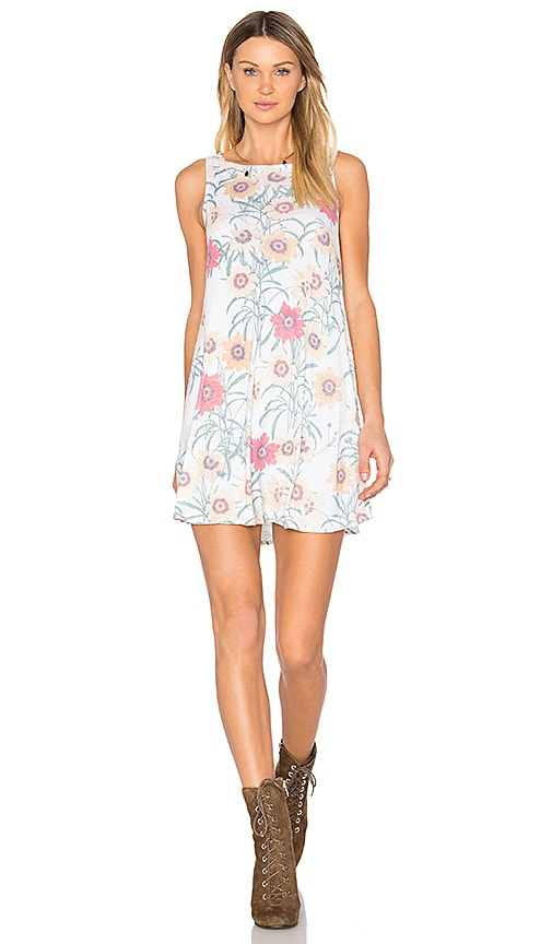 Wildfox Couture Wild Daisy Tank Dress in Yellow