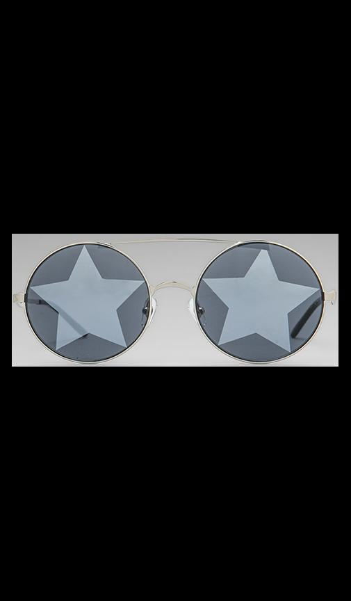 Starstruck Mirrored Sunglasses