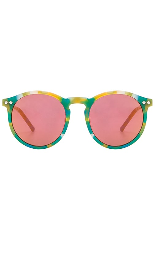 f1908ff9ef Wildfox Couture Steff Sunglasses in Seaweed Deluxe