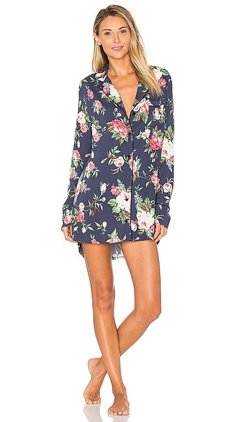 Gypsy Rose Shirt Dress