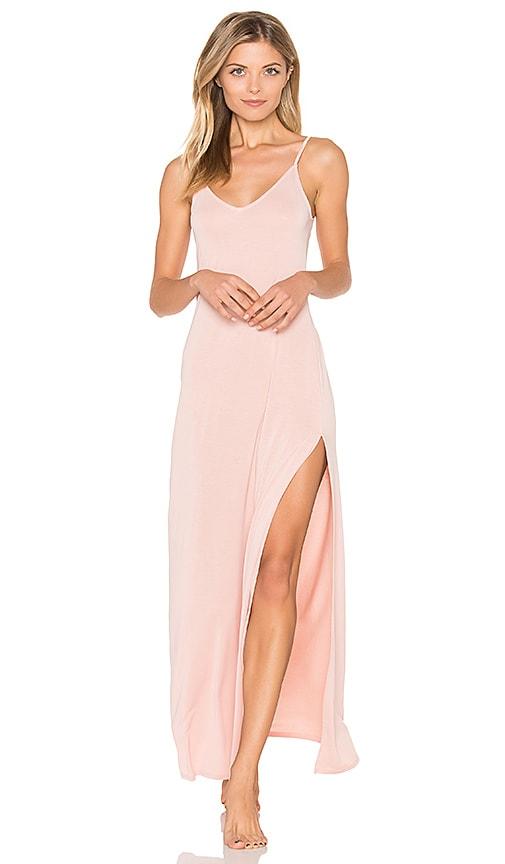 Wildfox Couture Slip Dress in Pink