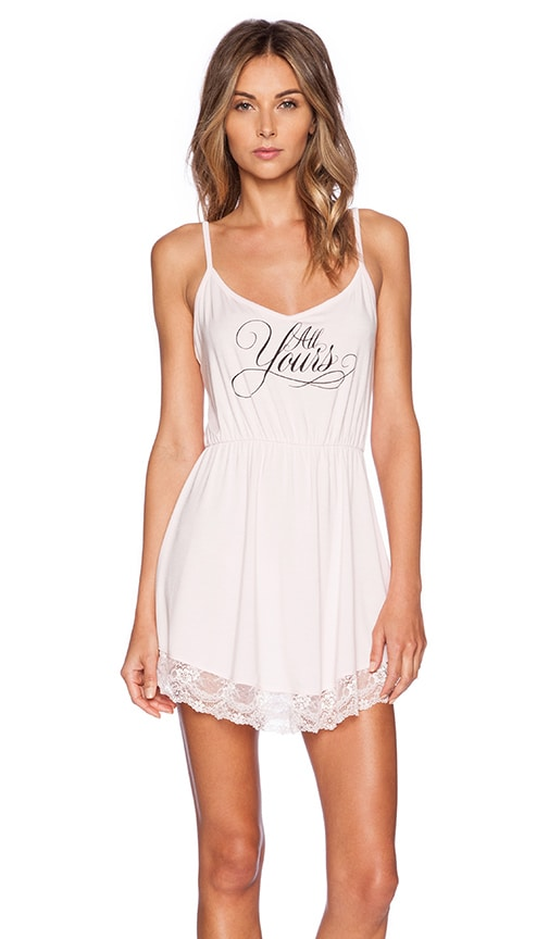 Intimates Wedding Night Chemise