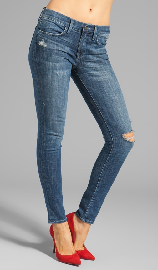 Jean Marianne Skinny taille moyenne