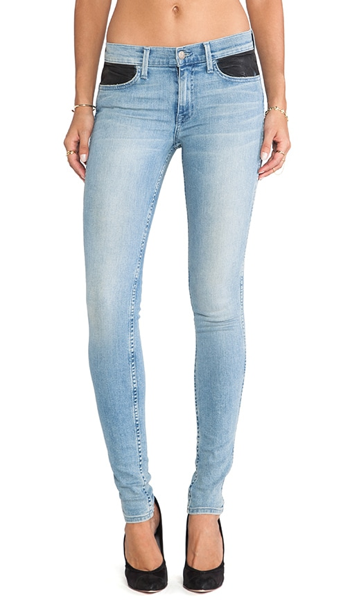 Lily Mid-Rise Skinny