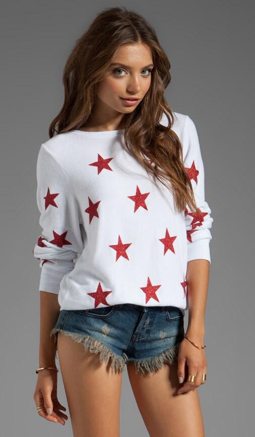 Sparkle Starshine Pullover