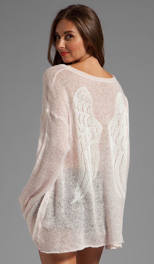 Guardian Angel Ringo Sweater