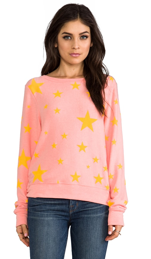 Disco Star Baggy Beach Jumper