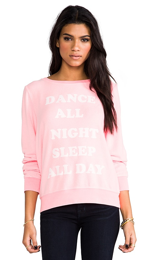 Dance All Night Baggy Beach Jumper