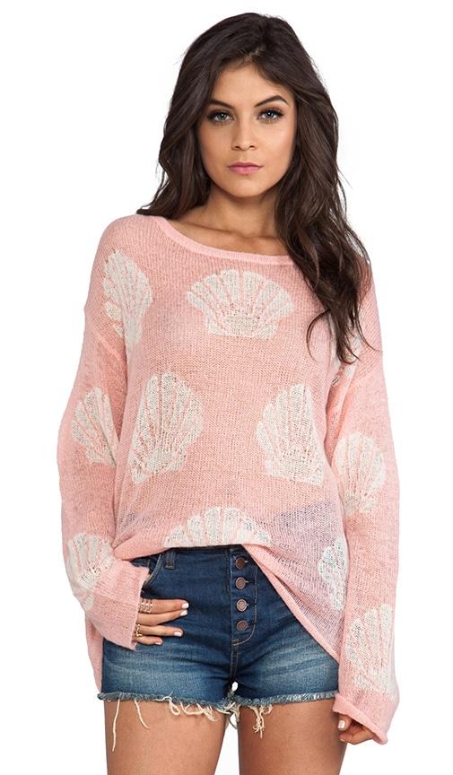 Roadie Shell Baby Sweater