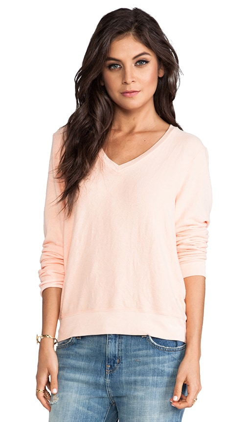V-Neck Baggy Beach Jumper