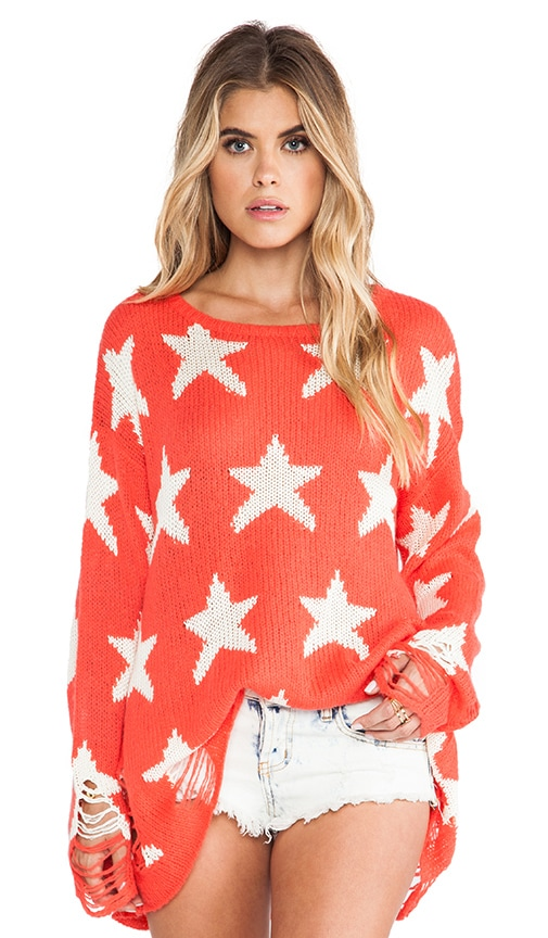 Seeing Stars Lennon Sweater