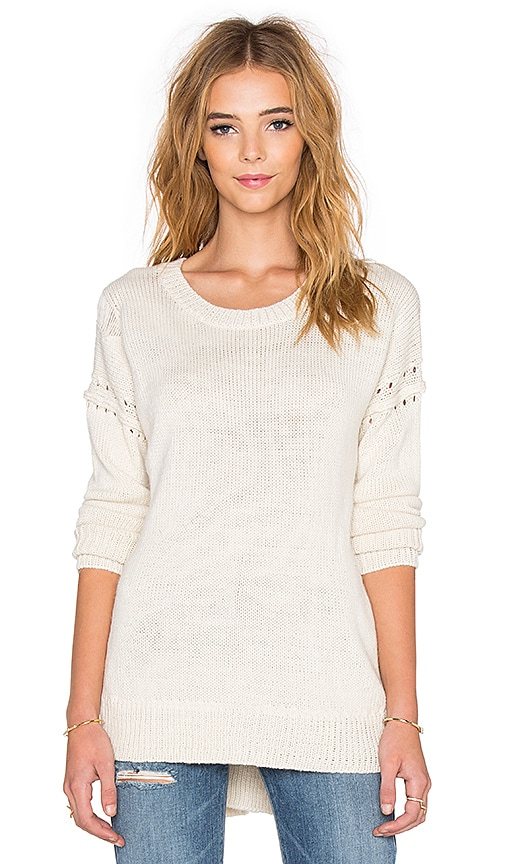 Wildfox Couture Night Sweater in Vintage Lace