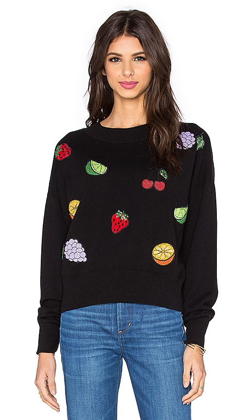 Fruity Fader Sweater