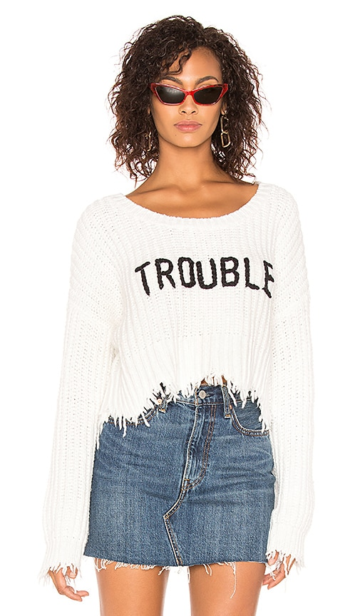 7f6b4f1700f Trouble Storm Sweater. Trouble Storm Sweater. Wildfox Couture