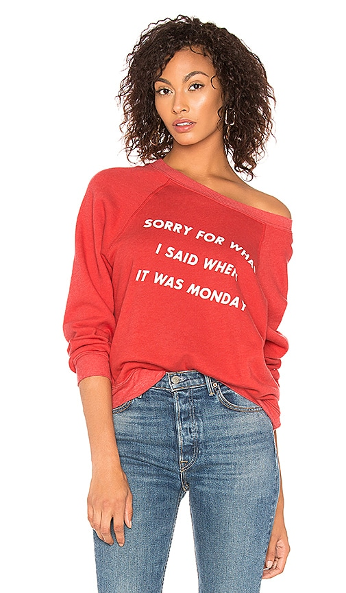 Monday Sommers Sweater