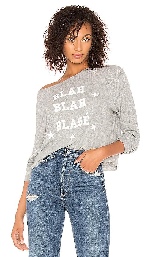 Blah Blah Blase Monte Crop Pullover
