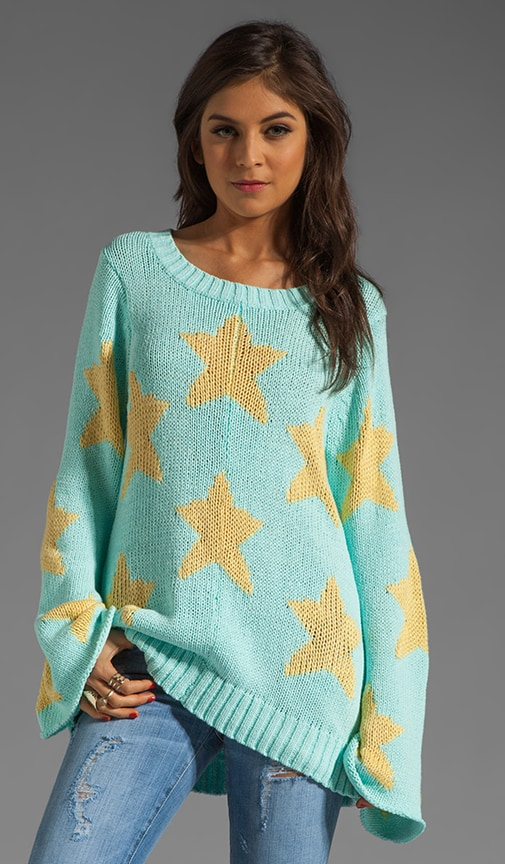 White Label Starry Eyed My Favorite Sweater