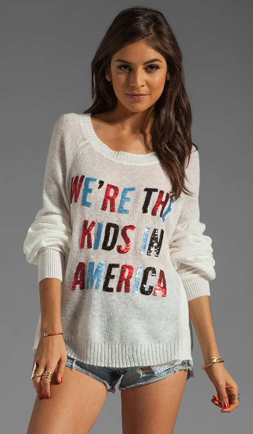 American Kids Sweater