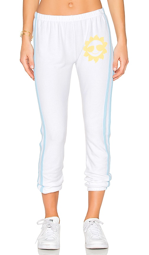 Wildfox Couture I've Got Sunshine Bottoms in White