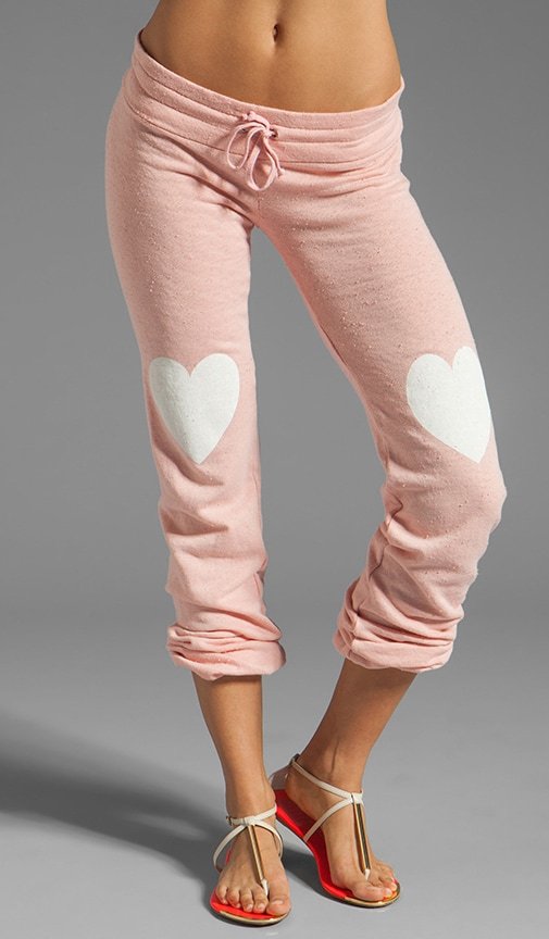 Lover Bottoms Skinny Sweatpants